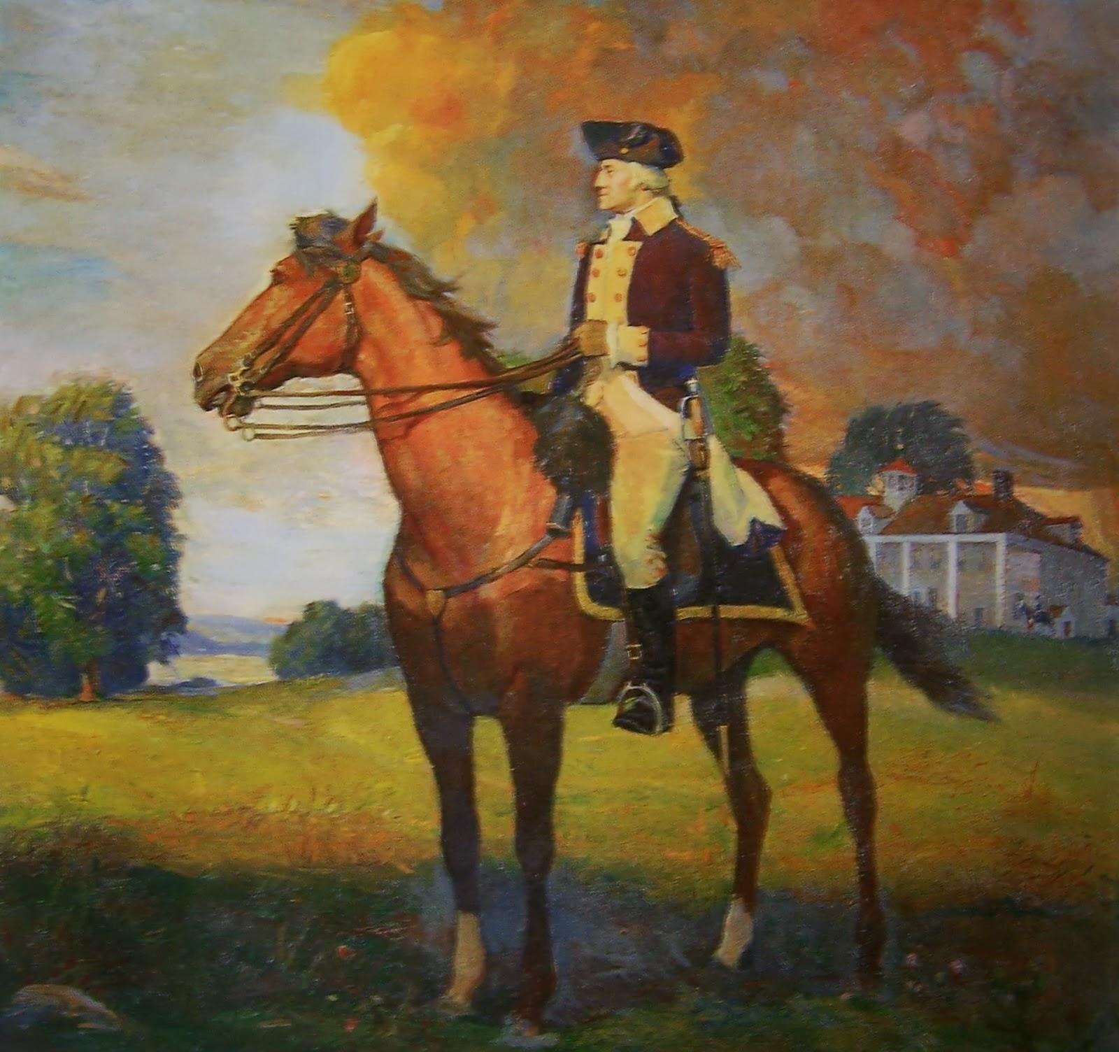 Washington's Horses |